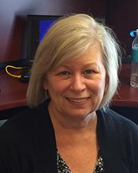 Cheryl Stanson, Receptionist