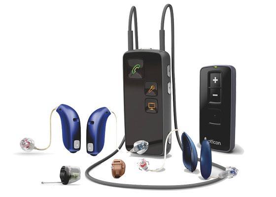 oticon hearing accessories